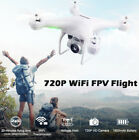 JJRC H68 720P WiFi FPV RC Drone 20mins Flight Adjustable Camera 3D Quadcopter
