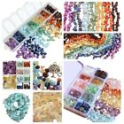 Chakra Gemstone Chips 5 - 8mm Loose Beads Strands Boxed Mix Assortment Selection