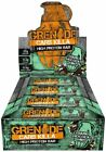 Grenade Carb Killa High Protein Low Carb Sugar Bar Pack 12x 60g Variety Flavours <br/> 20% off code PURE20. Min spend £25 Max £75 off