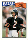 1987 Topps Football Card #s 1-200 +Rookies (A0381) - You Pick - 10+ FREE SHIP