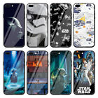Star Wars Back Tempered Glass Case for Apple iPhone 11 Xr X XS Max 8 7 6 6s Plus $7.62 USD on eBay