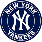 New York Yankees NYY Logo Vinyl Sticker Decal Cornhole Bumper Truck Wall Car SUV on Ebay