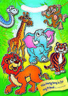 Zoo theme Printed Party Bag