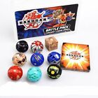 HOT 5pcs/lot Various Bakugan Battle Brawlers Cards Toy Random Send FREE SHIPPING For Sale