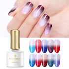 BORN PRETTY 6ml Gellack Sunlight Thermische Farbänderung Gradient Cloudy UV Gel