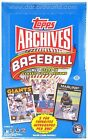 2012 TOPPS ARCHIVES BASEBALL HOBBY BOX BRYCE HARPER RC YEAR!