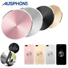 Metal Plate Magnetic Car Phone Holder Accessories Stand For Magnet Phone Support
