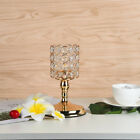 Modern crystal lantern candle holder cup holder 8 Inches for Valentine's Day
