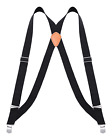Kyпить Buyless Fashion Men's Suspender Heavy Duty Elastic Adjustable X Back Trucker на еВаy.соm