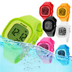 Kids Watches Boys Girls Waterproof Sport Digital Stopwatch Wrist Watch for Youth image