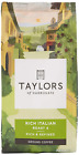 Taylors Of Harrogate Rich Italian Ground Coffee, 227 g (Pack of 6)