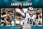 "007 Jared Goff - Los Angeles Rams Quarterback QB NFL 35""x24"" Poster $9.99 USD on eBay"