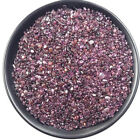 Rose garnet Ore Crushed Gravel Stone Chunk Lots Degaussing Jewelry Gemstone