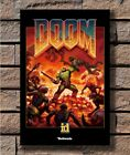 Art Poster 24x36 27x40 - The Ultimate DOOM 4 New Gam T-1415
