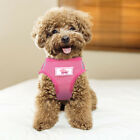 Soft Mesh Small Dog Harness Step-in Puppy Harness Leash Fashion Pet Jacket Vest