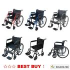 AID Wheelchair Self Propelled/Footrest/Folding/Lightweight Comfort chair Transit