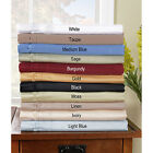 Super Deep Pocket 6 PC Sheet Set 1000tc 100%Cotton King Size!Made In India image