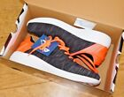 Fila Ladies Memory Tech Knit Trainer in Black/Coral or grey/white 4 sizes BOXED