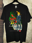 vtg 1993 Marvel X-Men Wolverine Gambit Ghost Rider Comic Strip T-Shirt RARE image
