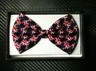 Men Fashion Pre-tied Bow Tie Wedding Party Prom Tuxedo Adjustable Bowtie Necktie