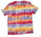 VACATION TIE DYE T-shirt 2019 (XLarge SUMMER Concert Hand Crafted ACTUAL PIC NEW image