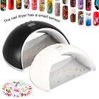 SUN6 48W Manicure Tool UV / LED Phototherapy Nail Gel Lamp 100-240V 2 Colors