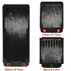 PC Computer Radiator Water Cooling Cooler for CPU Heatsink 80/120/240mm Aluminum
