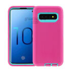 For Samsung Galaxy S10 Plus Defender Case Rugged Cover Clip fit Otterbox Series <br/> For S10+ Model Only. 100% Money Back Guaranteed