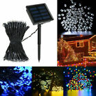 Solar Power String Fairy Light 200led Garden Christmas Outdoor Party Decor Usa