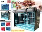 Dog Cage Cover Waterproof Oxford Durable Outdoor Washable Pet Foldable Kennel