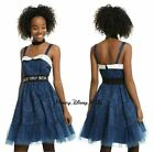 New BBC Doctor Dr Who Tardis Public Call Box Fit & Flare Cosplay Dress JRS S-XXL