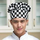 Kitchen Chef Hat Adjustable Elastic Baker Cap Cooking Catering Fashion Tool