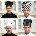 Kyпить Kitchen Chef Hat Adjustable Elastic Baker Cap Cooking Catering Fashion Tool на еВаy.соm