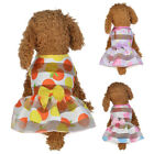 Small Pet Dog Dress Cat Puppy Clothes Summer Apparels Princess Costumes Novelty