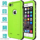 For iphone 6s Plus Case shockproof iphone 8 plus Waterproof Screen Protector
