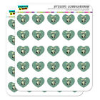 Beer Don't Drink How Will Friends Know Heart Planner Scrapbook Craft Stickers