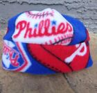 Philadelphia Phillies MLB Fleece Hat -Sizes Newborn Baby, Boys, Girls, Adult Men on Ebay