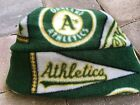 Oakland Athletics A's Fleece Hat Sizes Newborn baby boys, girls child Men Women on Ebay