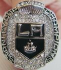 2012 LOS ANGELES LA KINGS Stanley Cup Championship Ring QUICK 18k GOLD PLATE USA on Ebay