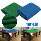 340x145CM Green/Blue Pool Table Cloth for American billiards Snooker F/SHIPPING $64.6 CAD on eBay