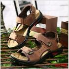 Outdoor Mens Open Toe Hollow Out Sport Strappy Sandals Casual Summer Shoes NEW