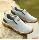Outdoor Mens Slip On Ventilate Loafers Casual Climbing Shoes Oxfords Sneaker NEW
