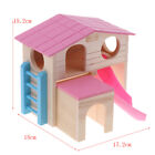 Pet Hamster Wooden Nest /House Squirrel Guinea Pig Bed Small Animals Habitat Toy