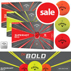 Callaway Golf SuperHot Bold Matte Golf Balls - 15 Ball Pack NEW! **SALE**