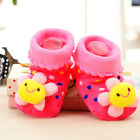 Baby Anti-slip Socks Boy Girl Cartoon Comfy Cotton Newborn Infant Toddler Socks