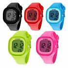 SYNOKE Mens Womens Detachable Dial Waterproof LED Digital Sports Wrist Watch US  image