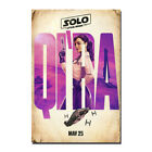 Solo A Star Wars Story Movie Emilia Clarke Qi'Ra Art Silk Poster 13x20 24x36-02 $5.03 USD on eBay