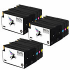 1 2 4 5 8 10 12 BCMY Ink Lot For HP Officejet Pro 8718 8724 8725 8726 8727 952XL