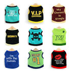 Pet apparel Dog clothes summer thin Taidi baby teddy coat dog pet clothes