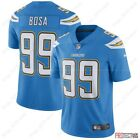 Joey Bosa #99  Los Angeles Chargers Powder Blue Vapor Replica stiched Jersey $27.99 USD on eBay